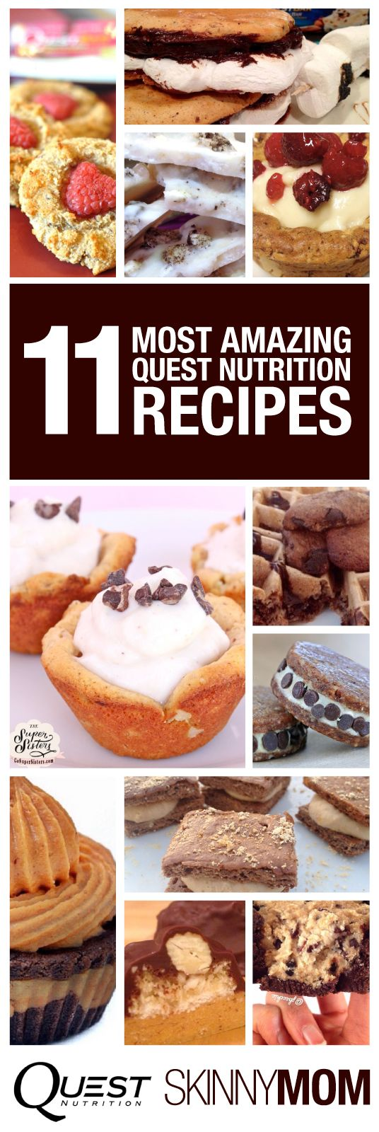 Check out these great recipes made from protein bars!