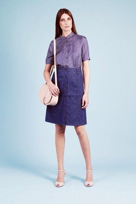 A.P.C. | Spring 2014 Ready-to-Wear Collection | Style.com