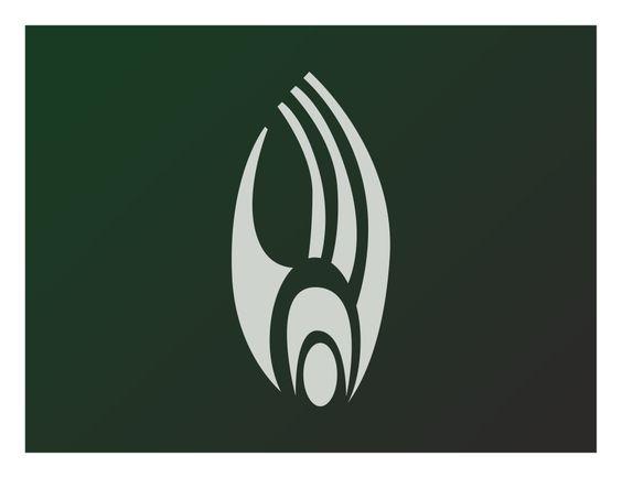 Star Trek Logo Borg Flatdesign | Geeky Stuff ...