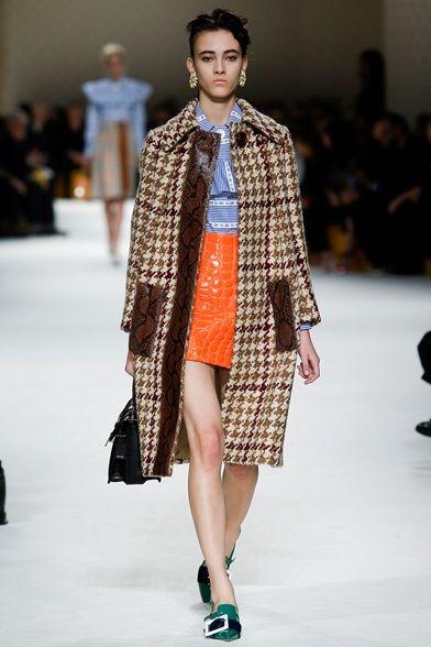 Sfilata Miu Miu Parigi - Collezioni Autunno Inverno 2015-16 - Vogue