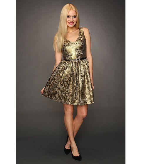 Gold dress 6pm promo