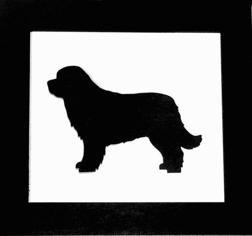 Royalty-Free (RF) Newfoundland Silhouette Clipart, Illustrations ...