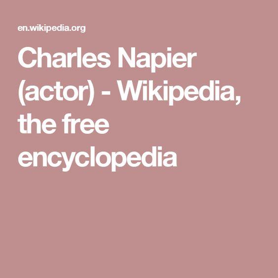 Charles Napier (actor) - Wikipedia, the free encyclopedia
