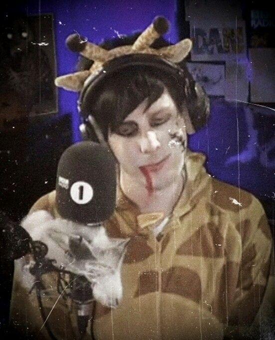 Phil Lester the zombie giraffe | Costume Ideas? | Pinterest ...