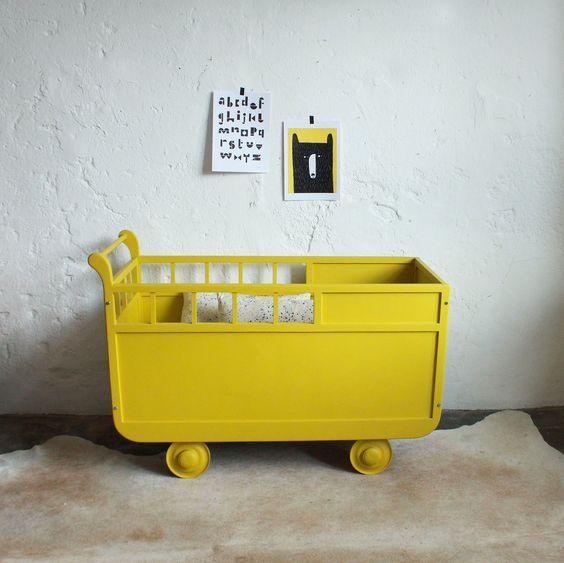 lit b b bois vintage b226 google et vintage. Black Bedroom Furniture Sets. Home Design Ideas