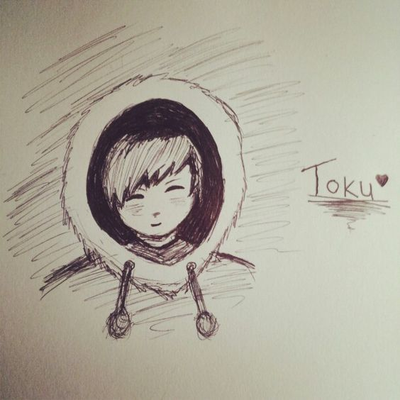 My chibi Toku I will be taking commissions and requests if anyone is interested.