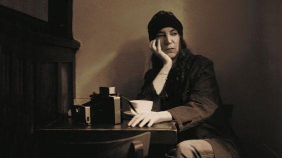 Arthur Rimbaud, Jean Genet et William Burroughs, premiers émois littéraires de Patti Smith