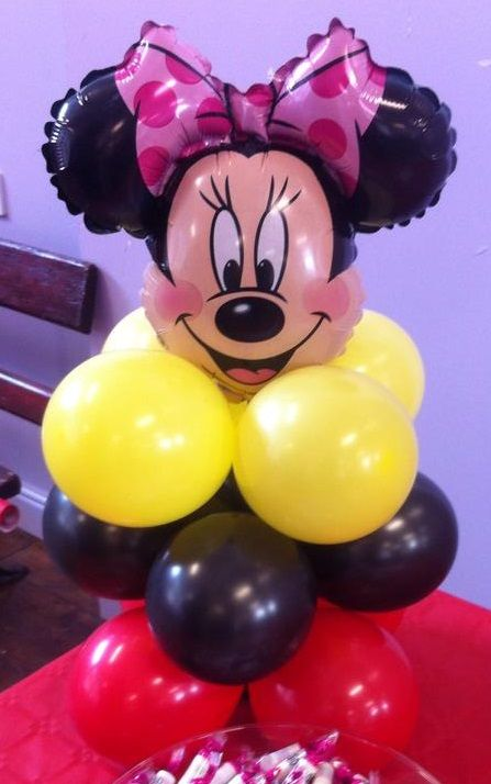 Minnie Mouse Table Decoration - contact us through the website for - website quotation
