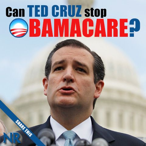 Andrew Stiles: Senator Ted Cruz may be a rising conservative star, but the Texas Republican and his allies aren't so popular in the House, where Cruz's aggressive campaign to defund #Obamacare has aggravated the leadership as well as rank-and-file members. Their fear: that the ultimate goal of the defund campaign is to shut down the government. Read the full story: http://natl.re/15wc5RA | #NationalReview