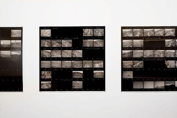 Canto di strada, Hamish Fulton, Micheal Hopfner, Man, 2015.