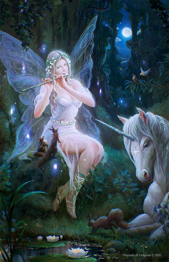 Fairy by sswanderer on DeviantArt: