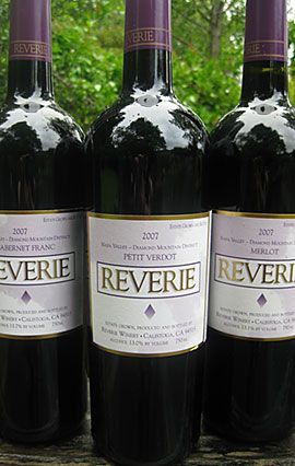 We are wine club memebers here as well.  They have the best cab franc in California, hands down! Not to mention unique varietals.
