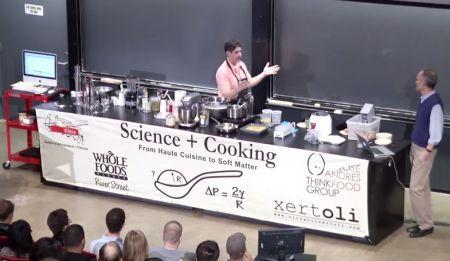 Scienza in Cucina: 39 Video lezioni online Università di Harvard ( clicca l'immagine x leggere il post )