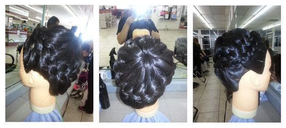 BRAIDED HAIR done by students at our campus in Waco.  For more pictures check out www.Facebook.com/BellaBeautyCollege