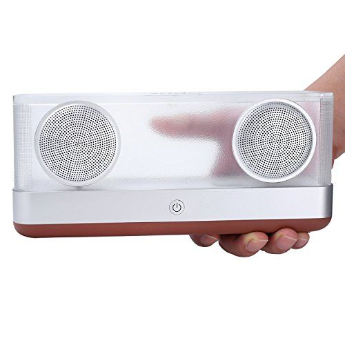 Special Offers Basspal I30 Wireless Bluetooth Speaker 20w Outdoor Portable Stereo With Hd Au Wireless Speakers Bluetooth Bluetooth Speaker Bluetooth Speakers