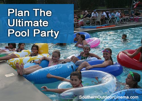 Pinterest the world s catalog of ideas for Pool party daily show