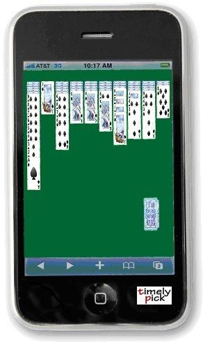 I like solitaire games and it seems this article explains quite well the reasons for that