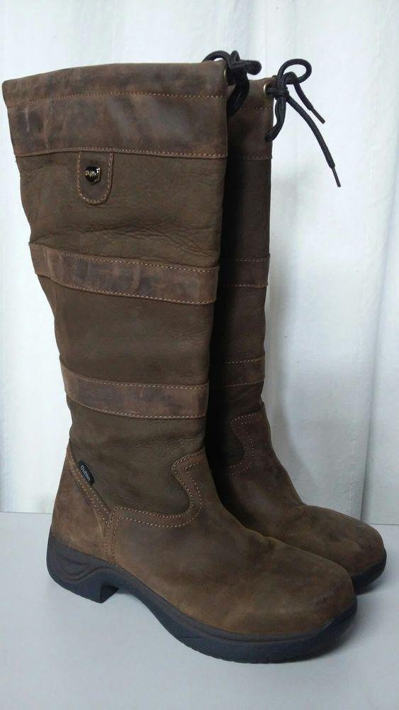 Dublin River Boots Womens Riding Size