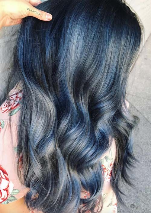 53 Coolest Winter Hair Colors To Embrace In 2020 Winter