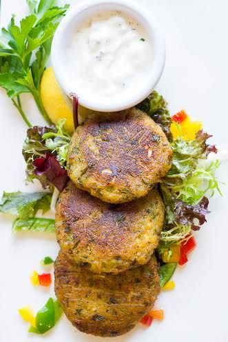 Fritters and Feta on Pinterest