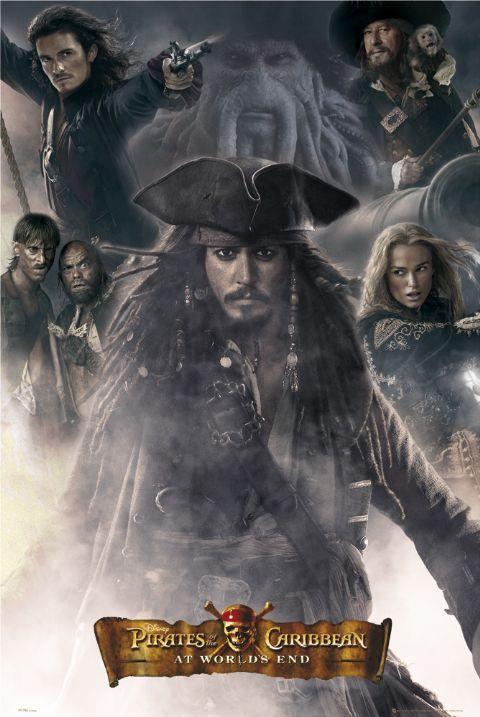 Postery Piraty Karibskogo Morya Na Krayu Sveta Piraty Kariby Piraty Karibskogo Morya