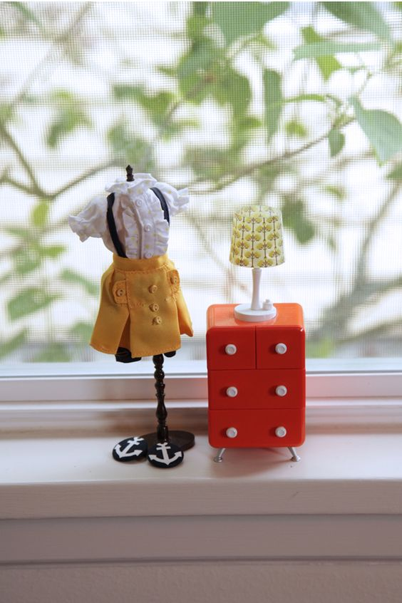 Knick knacks for your nook. #cute #decor