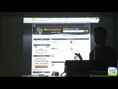 """Vídeo de Clase sobre """"Cómo se Construye la web"""""""