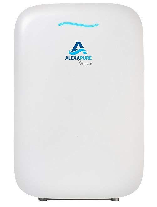 Alexapure 3049 Breeze Energy Efficient True Hepa Ioncluster Air
