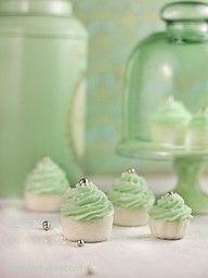 Lovely light green delights