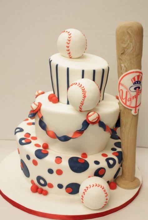 Baseball Birthday Cakes Baseball Birthday And Baseball On