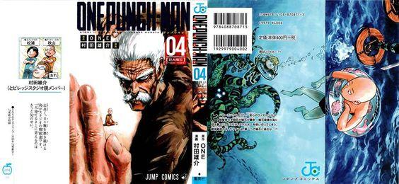 Onepunch-Man vol.4