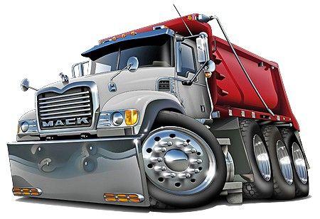 Cartoon Dump Truck Dump Trucks Trucks Car Cartoon
