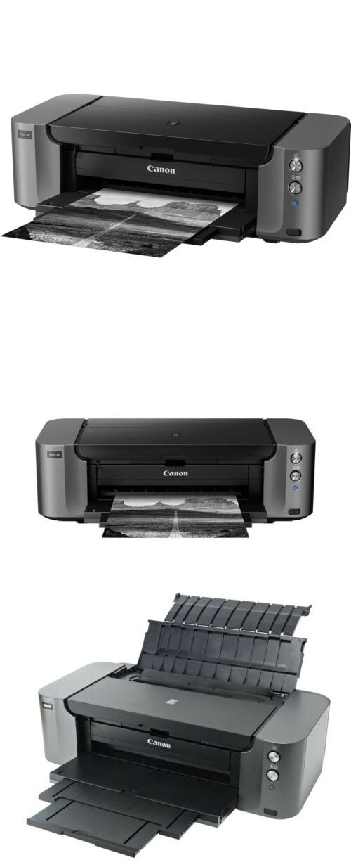 Printers 1245 Canon Pixma Pro 10 Digital Photo Inkjet Printer
