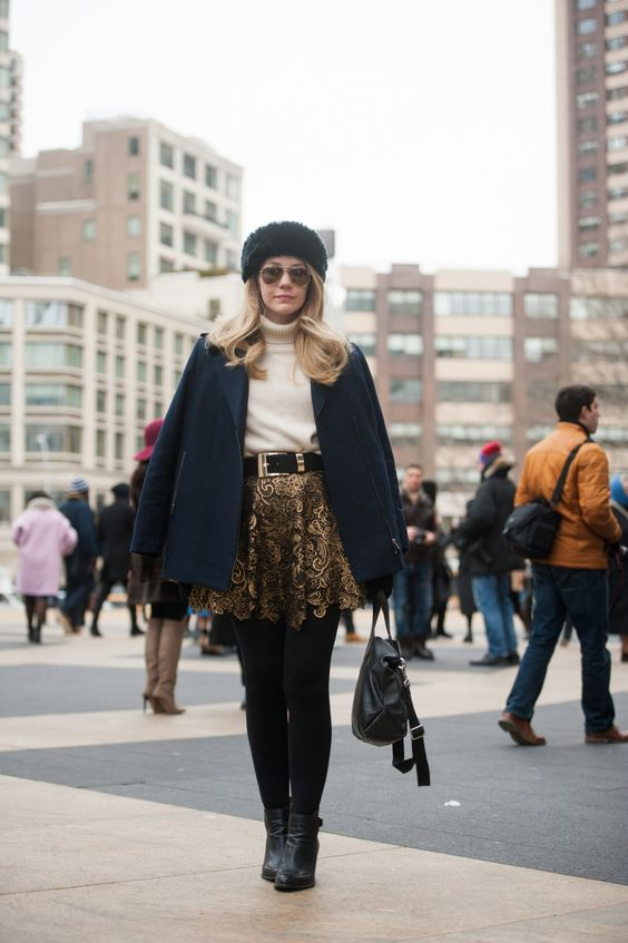 Fabulous NYFW Street Style #nyfw #thestylebox #streetstyle