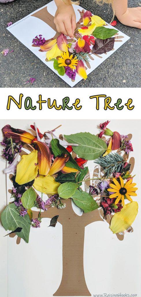 Nature Tree Craft Activities For Kids Toddler Crafts Preschool Crafts