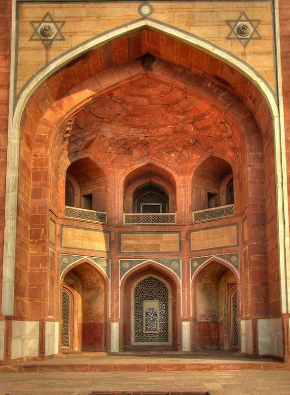 Tomb Of Humayun, Delhi