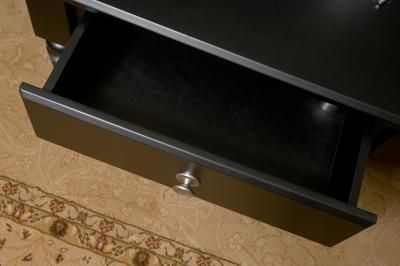 How Best to Revitalize Painted Black Ebony Furniture