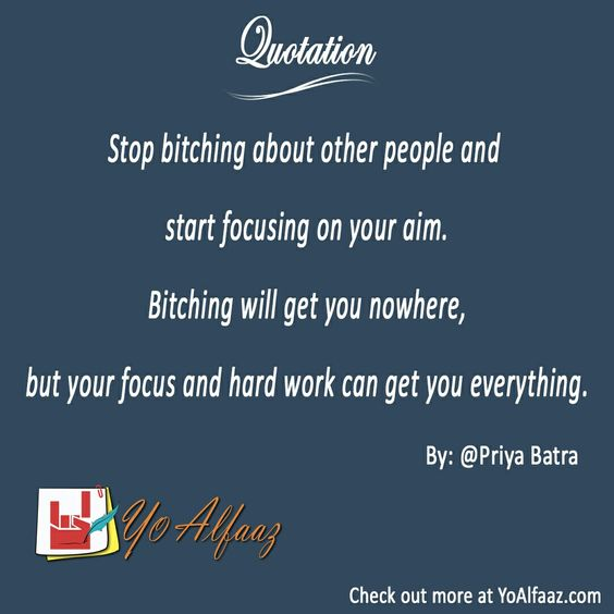 YoAlfaaz Quotation - Here the author says that stop wasting your time on pity things, instead focus on focus on your aim/work which can give you everything in life.  #YoAlfaaz #quotation #quotations #writer #reader #readers #readersareleaders #community #members #writeup #writeups #quotationoftheday #english #writersaresexytoo #writersblock #quotelove #quotelover #quote #quotes #quoteoftheday #quotestoliveby #hardwork #hardworkpaysoff