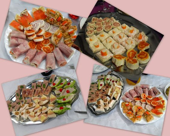 Ideas de canapes para fiestas copetin 15 pinterest for Canapes faciles y economicos