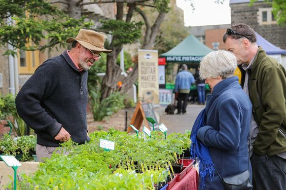 Slow Food Farmer's Market - Abbotsford Convent