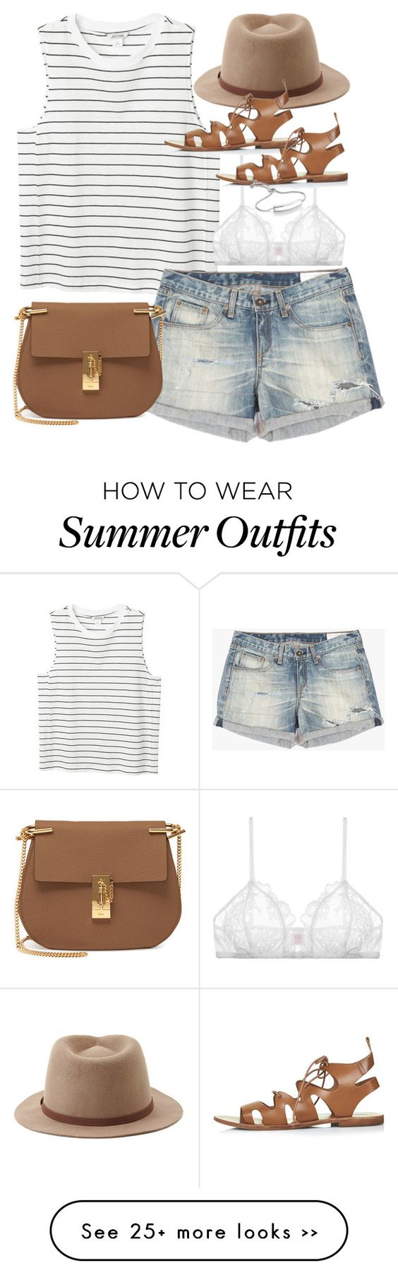 """Outfit for summer vacation"" by ferned on Polyvore"