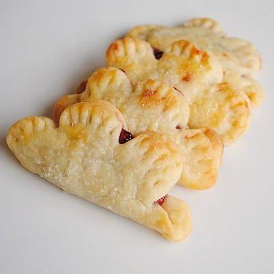 Raspberry Pochettes