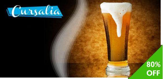 ¡Aprende a preparar tus propias cervezas! Curso para Elaboración de Cerveza Casera $4,000 a $800