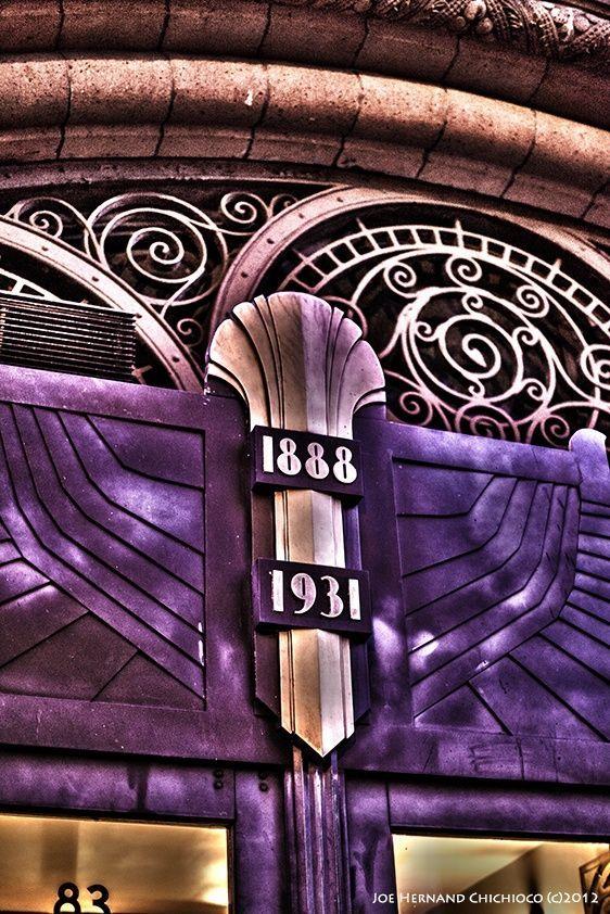 Art Deco Buildings | Art Deco Architecture | Art Deco Architecture