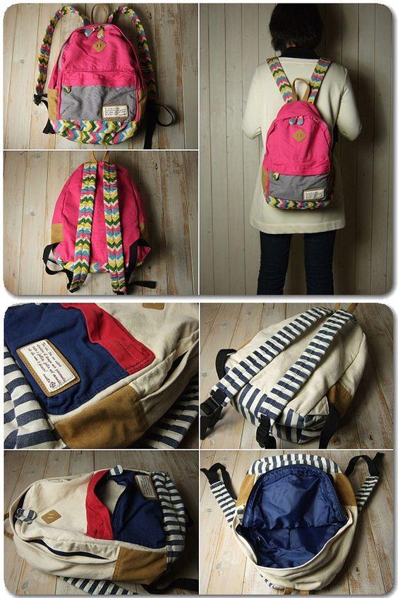 Alta Qualidade japão Moda Da Lona Das Mulheres Dos Homens saco de Escola Mochilas Para Adolescente Menina Menino Estudante Mochila livro mochila em Mochilas de Bolsas e Malas no AliExpress.com | Alibaba Group