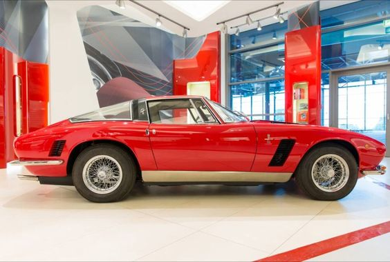 1969 Iso Grifo 7L
