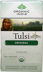 Tulsi Holy Basil Tea Original From the Manufacturer's Label:Tulsi Holy Basil Tea Original is manufactured by Orga...