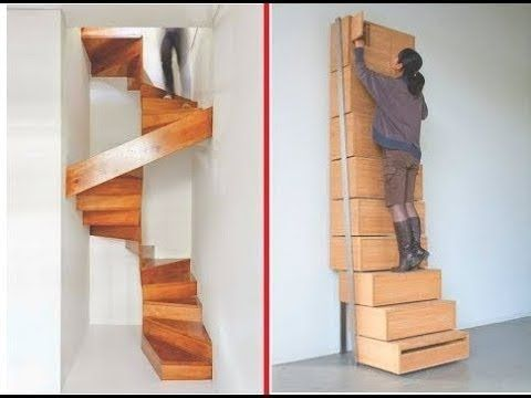 Smart Furniture Compilation Great Space Saving Ideas Smart Furniture 2018 Youtube Smart Furniture Space Saving Furniture