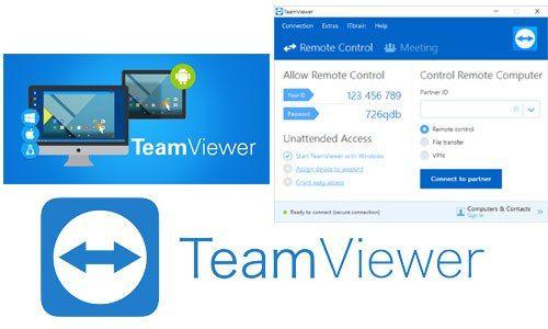 Teamviewer 12 For Remote Desktop Control Download Latest Version Mikiguru Remote Remote Control Web Conferencing