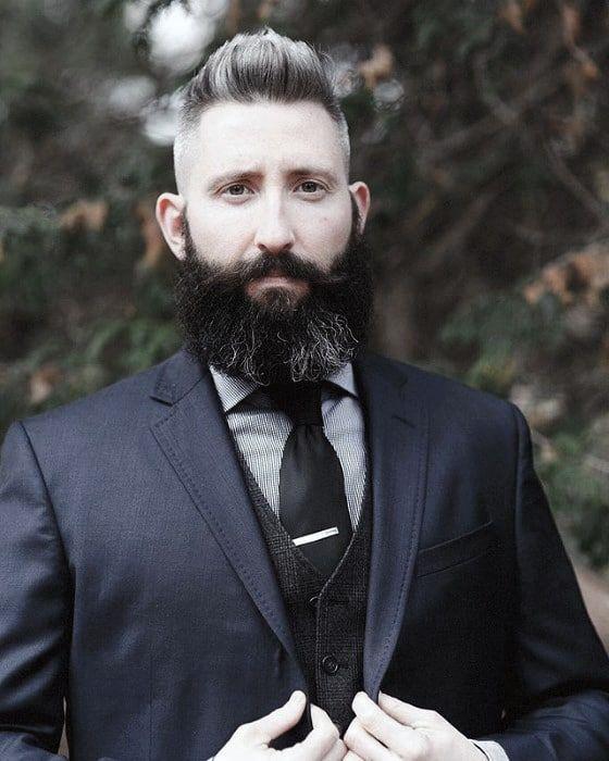man long haircuts, The Long Mohawk, business long haircuts